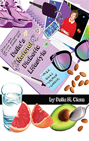 Della's Natural Diabetic Lifestyle book cover