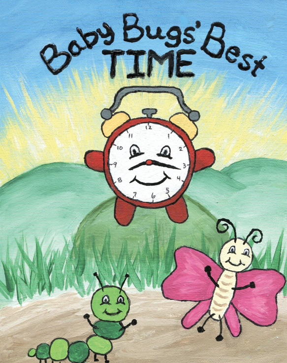 Baby Bugs' Best Time front cover